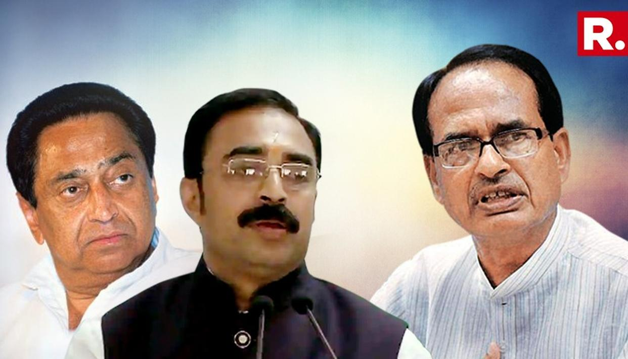 SHIVRAJ SINGH CHOUHAN'S BROTHER-IN-LAW JOINS CONGRESS