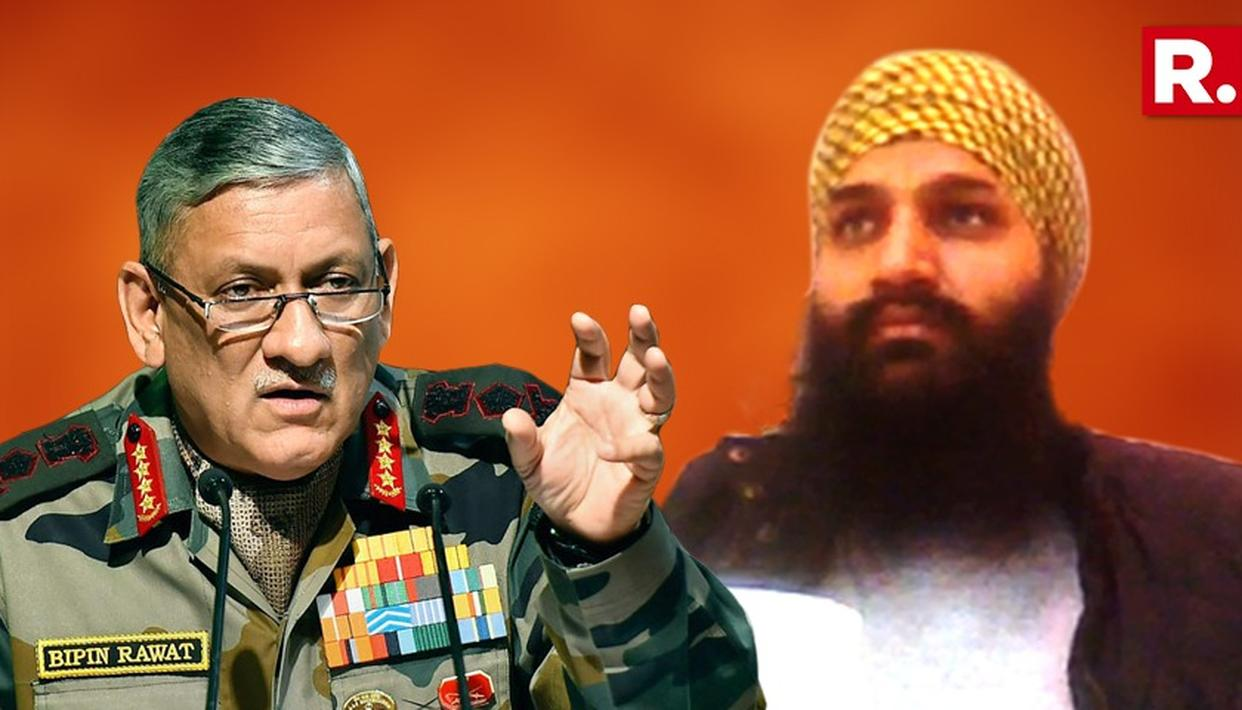 ''Attempts Being Made Through 'External Linkages' To 'Revive' Insurgency In Punjab'' Says Army Chief Bipin Rawat