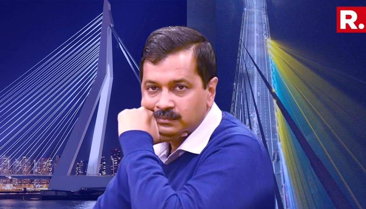 BJP TAKES ON AAP: DON'T BE SHOCKED IF THEY TAKE CREDIT FOR NETHERLANDS' BRIDGE ALSO