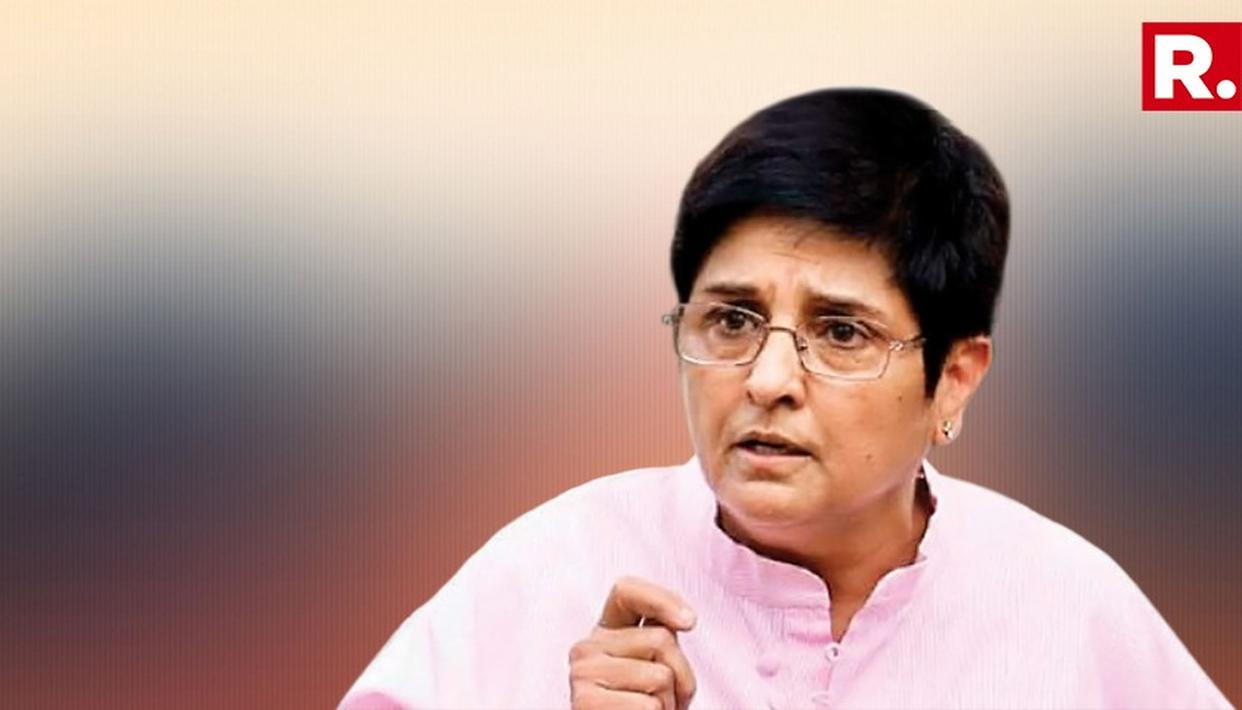 KIRAN BEDI ISSUES 'FINAL WARNING' TO RESIDENTS AND SHOP OWNERS IN PUDUCHERRY