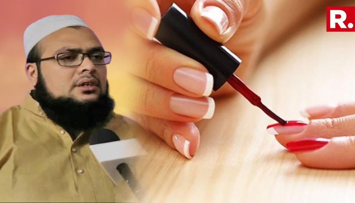 WEAR MEHENDI ON NAILS, NOT NAIL POLISH WHILE PRAYING: NEW FATWA ISSUED IN UP