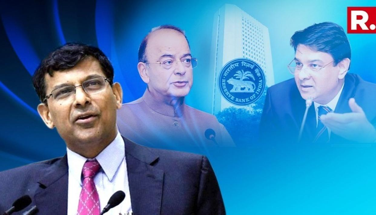 RAGHURAM RAJAN WADES INTO RBI-GOVERNMENT TUSSLE; MAKES 'CAR- SEAT BELT' ANALOGY OVER CENTRAL BANK'S AUTONOMY