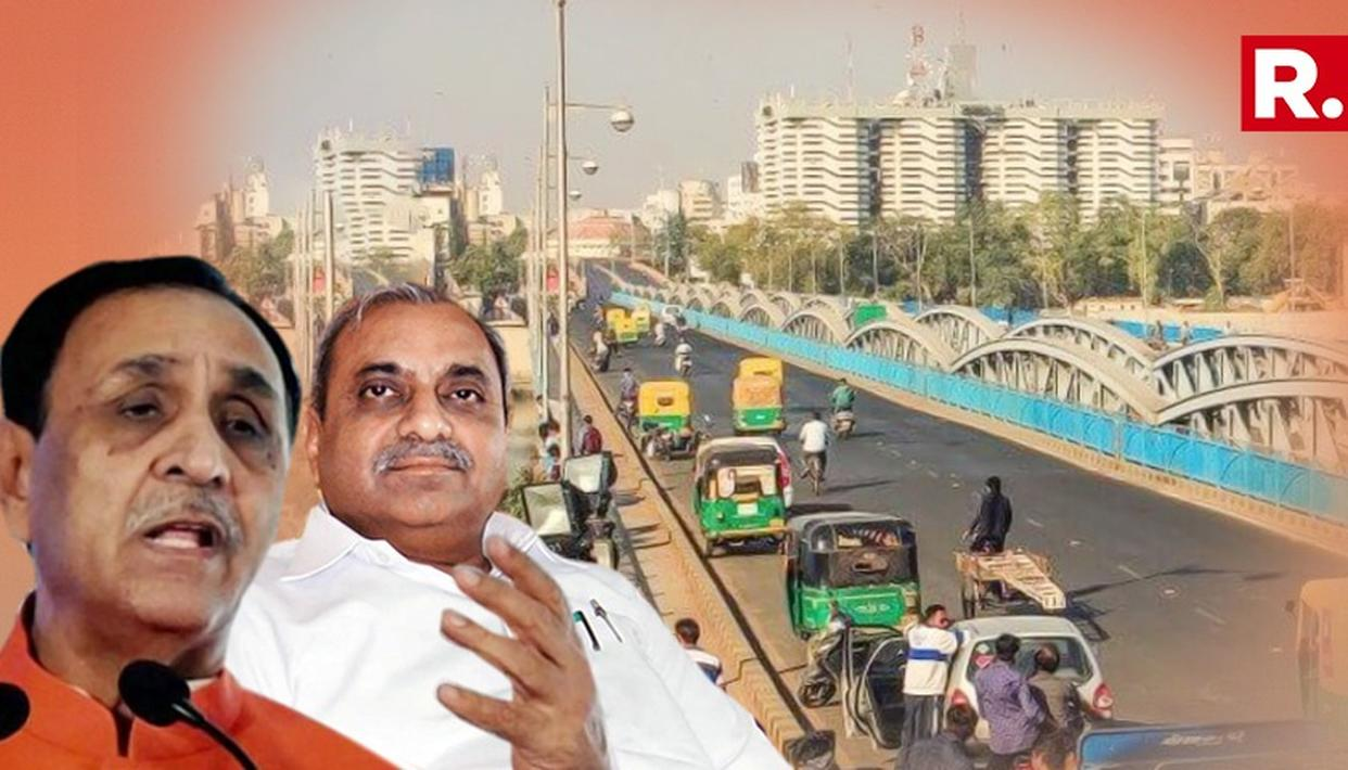 BJP PLANS TO RENAME AHMEDABAD. DETAILS HERE