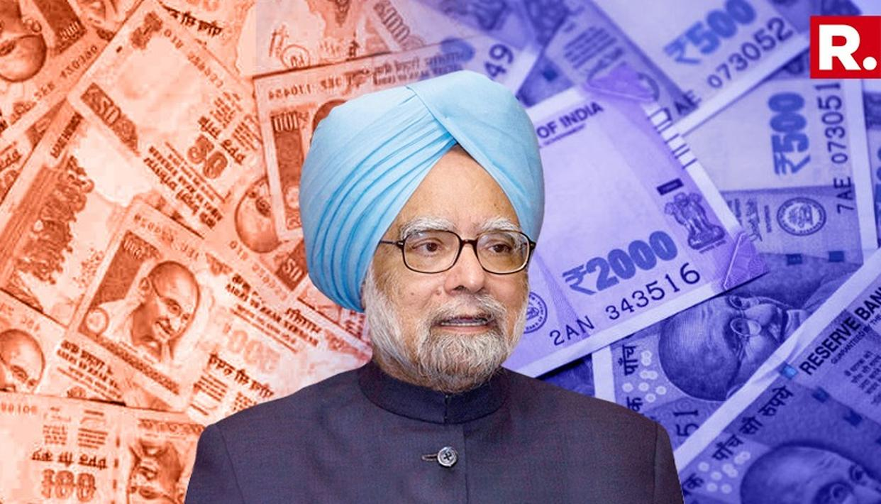 DeMo'S DEEPER RAMIFICATIONS STILL UNRAVELING: DR MANMOHAN SINGH