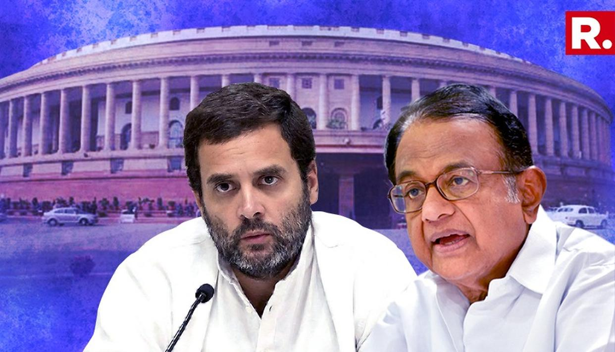THIS SHOULD BE CONGRESS' STRATEGY FOR 2019: P CHIDAMBARAM
