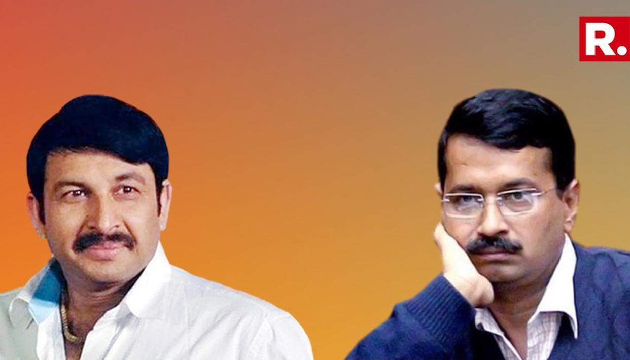 BJP का केजरीवाल की दुबई यात्रा के पीछे 'गुप्त एजेंडे' का आरोप, AAP का इनकार