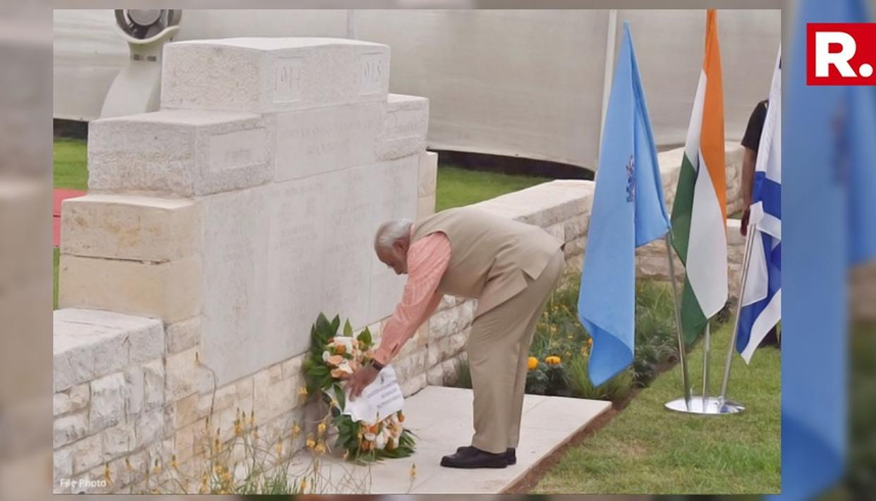 PM PAYS HOMAGE ON 100 YEARS OF WW1