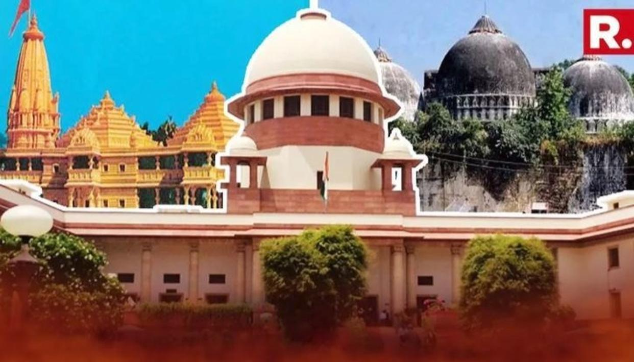 SC DECLINES EARLY AYODHYA HEARING