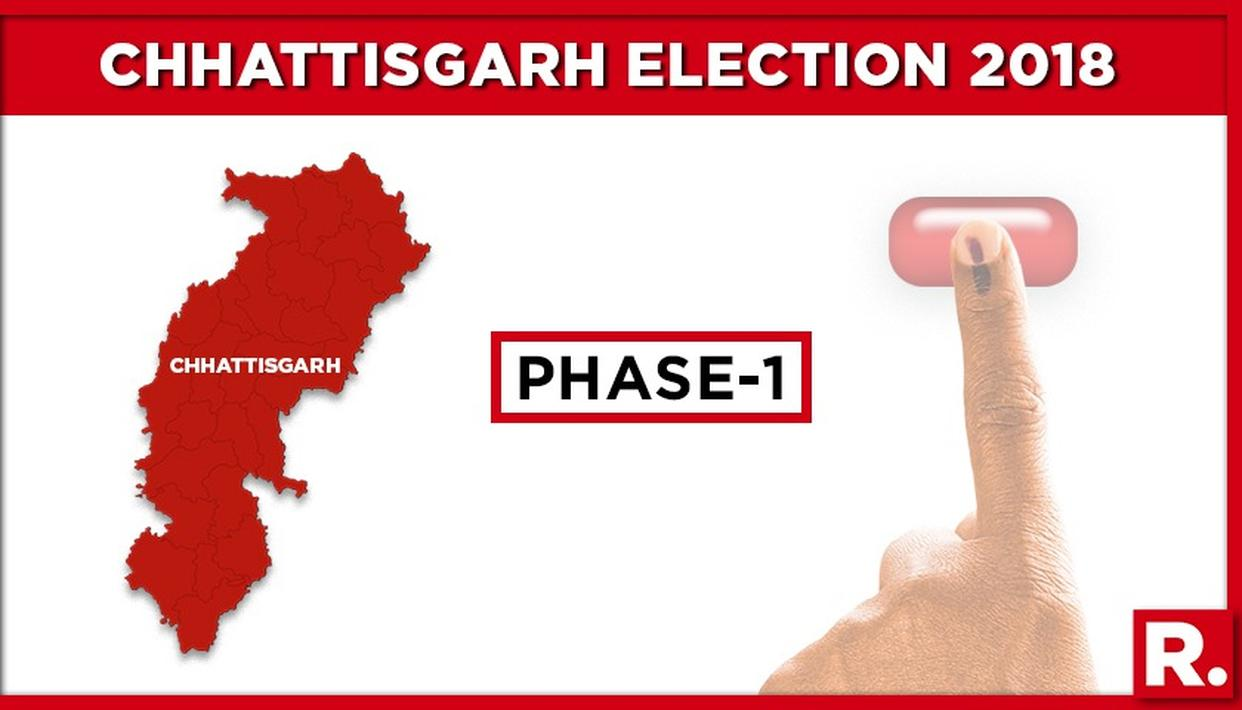 CHHATTISGARH ASSEMBLY POLLS 2018 LIVE