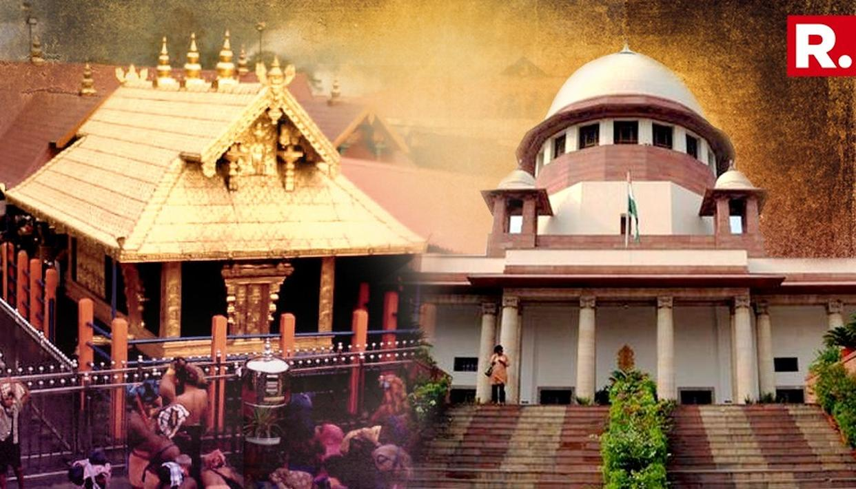 SC TO HEAR 42 PETITIONS IN SABARIMALA TEMPLE CASE