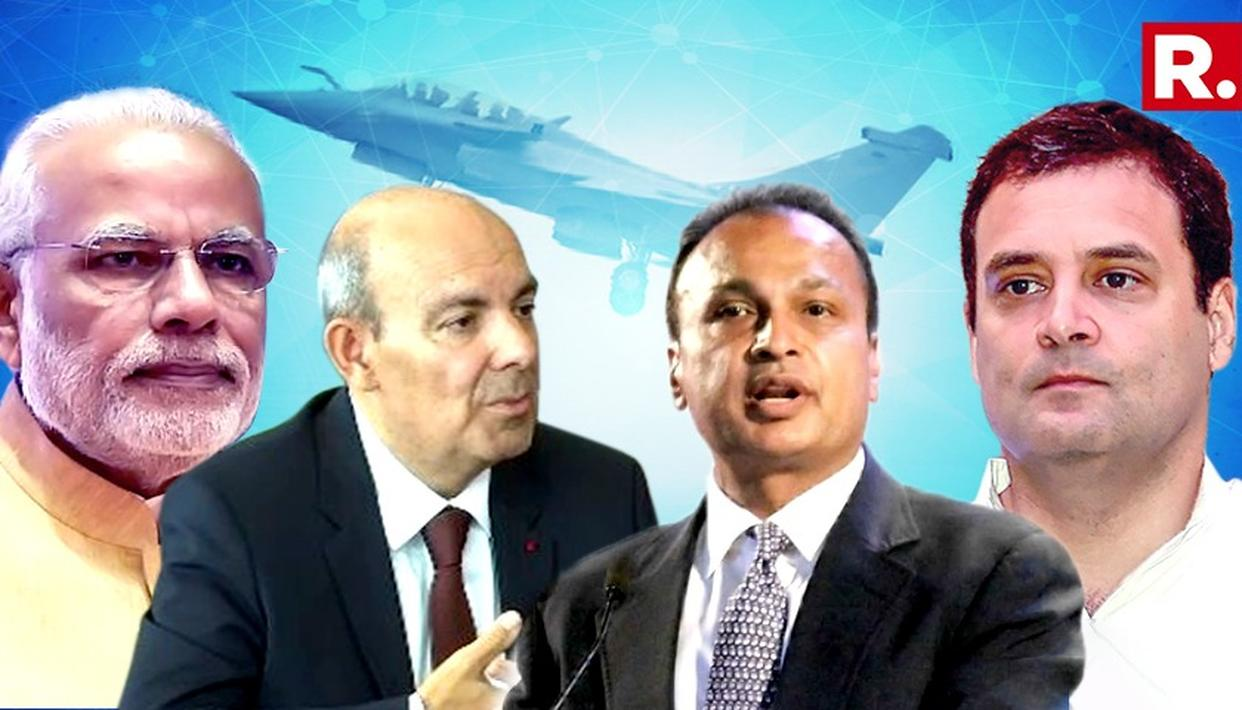 'MY DECISION TO GO WITH RELIANCE ON RAFALE': DASSAULT CEO