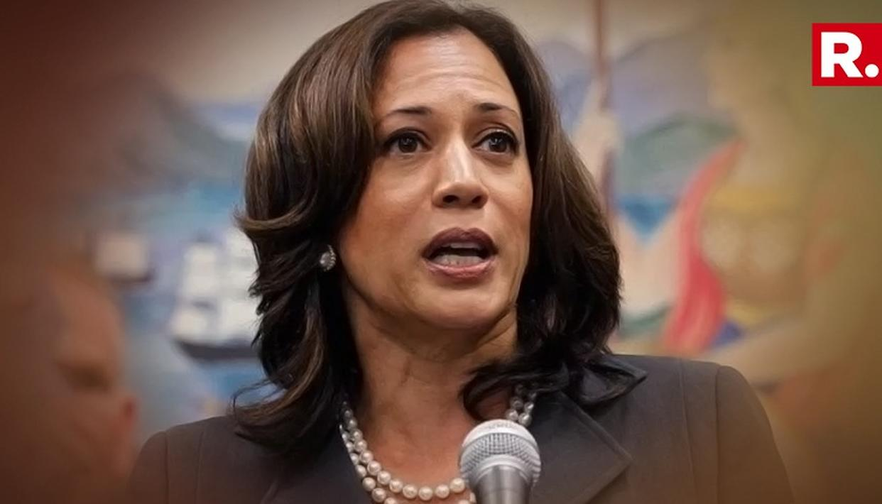 INDIAN-ORIGIN SENATOR KAMALA HARRIS AMONG POTENTIAL DEMOCRATIC PRESIDENTIAL ASPIRANTS