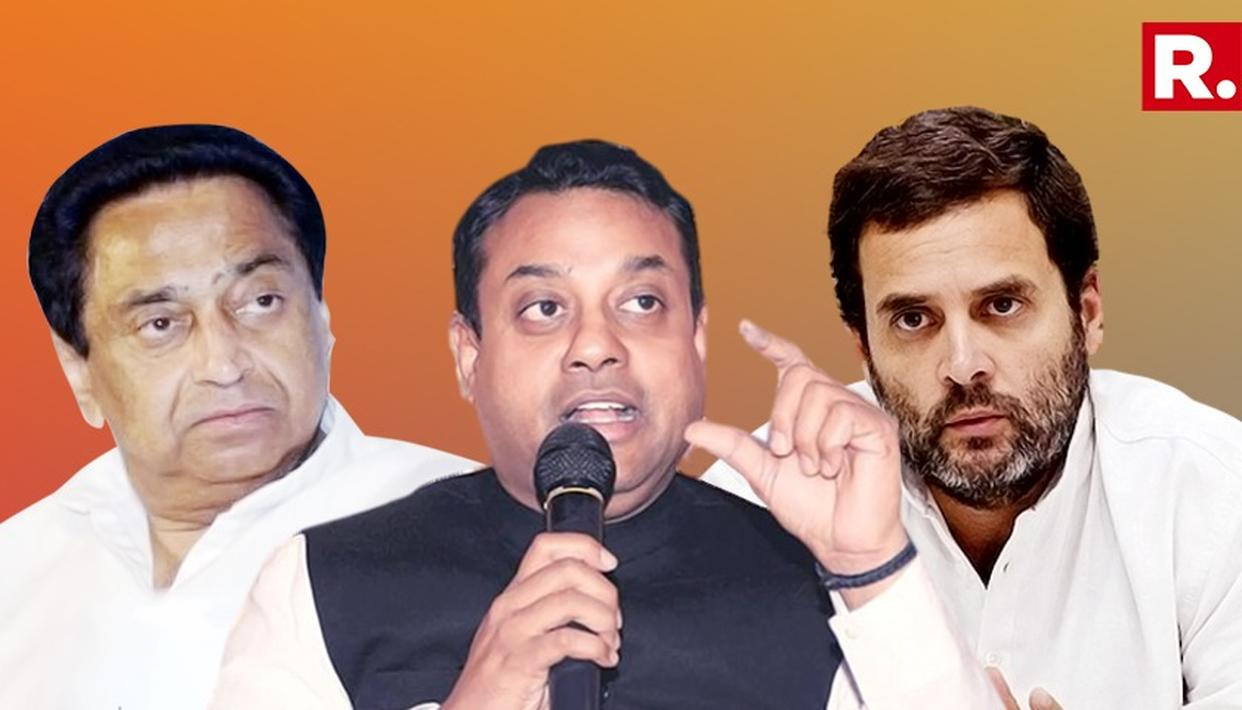 BJP HITS OUT AT CONGRESS FOR ANTI-RSS REMARKS