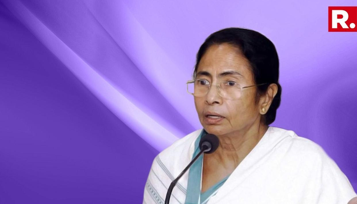 MAMATA SLAMS CENTRE FOR DELAY IN CLEARING PROPOSAL TO RENAME WEST BENGAL