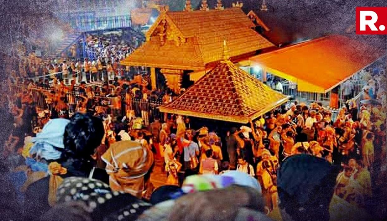 KERALA GOVERNMENT CALLED FOR AN ALL-PARTY MEET IN SABARIMALA ISSUE
