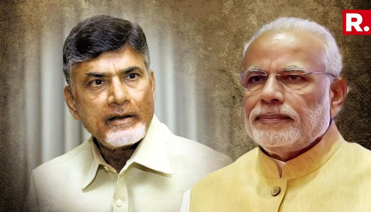 SENSATIONAL: NAIDU BLOCKED CBI BECAUSE MODI WAS USING IT, SAYS TDP