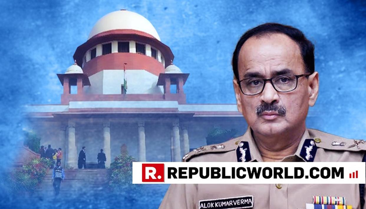 SC SAYS CVC REPORT ON CBI CHIEF 'VERY UNCOMPLIMENTARY' IN PART, GIVES HIM TILL NOVEMBER 19 TO RESPOND