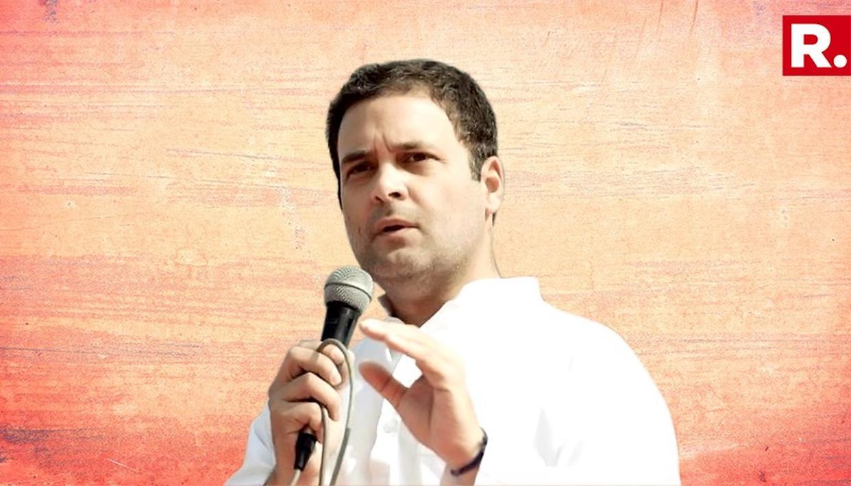 बीजेपी पर हमलावर हुए राहुल गांधी, कहा- 'झूठा वादा नहीं करती है कांग्रेस'