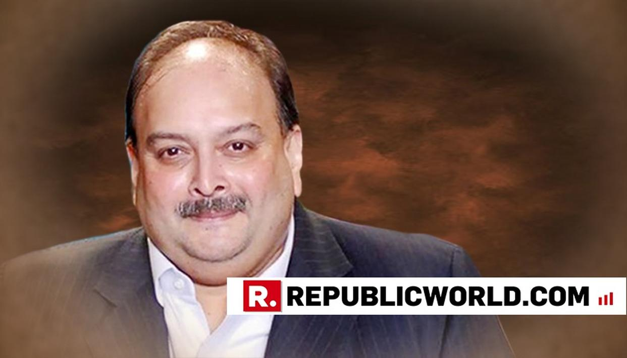 MEHUL CHOKSI NOT FIT TO TRAVEL: COUNSEL TO COURT