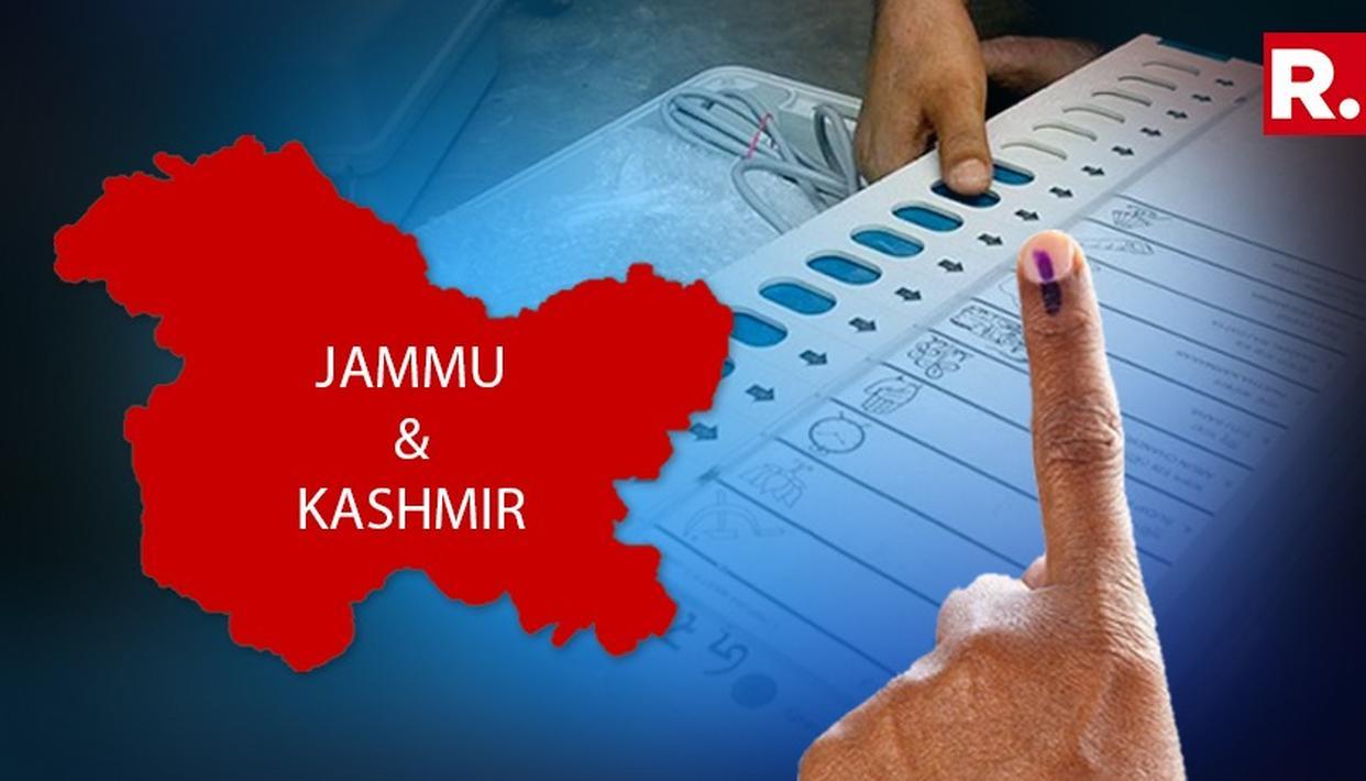 जम्मू कश्मीर : पंचायत चुनाव के पहले चरण में उम्मीद से ज्यादा हुई वोटिंग