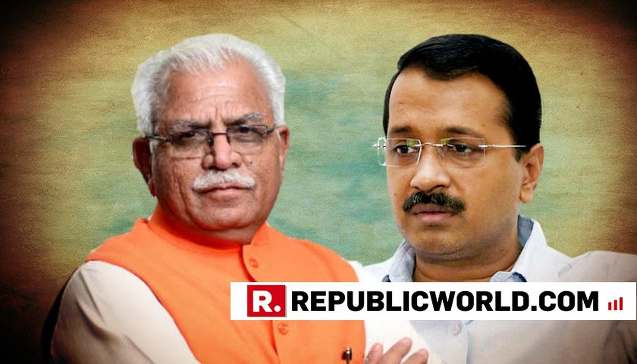 Arvind Kejriwal Stopped From Visiting Government Dispensary; Hits Out At Manohar Lal Khattar