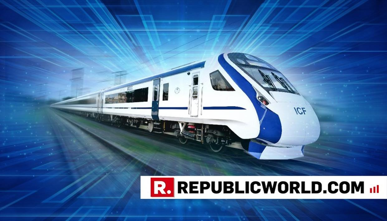 Train 18: India's First Engineless Train Hits Tracks For Trial Run