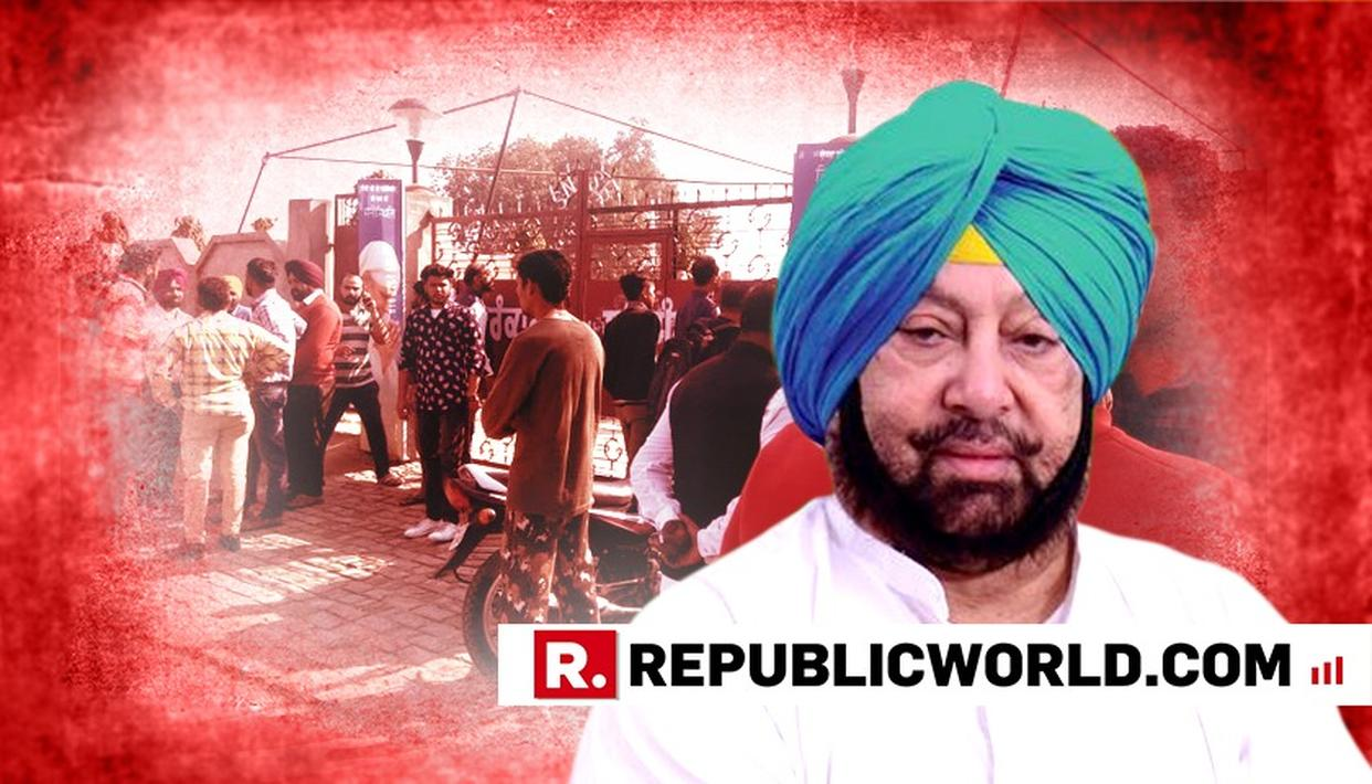 Amritsar blast: Punjab CM announces Rs 50 lakh reward for information on suspects