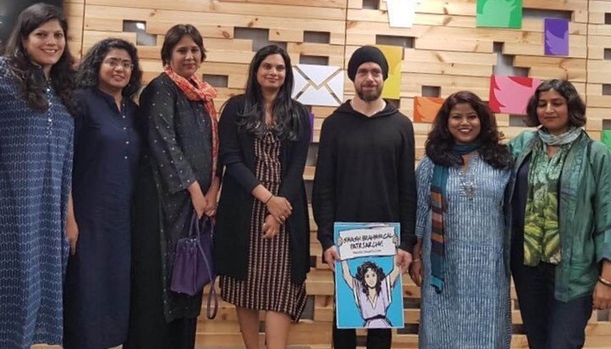 TWITTER LEGAL HEAD SLAMMED BY PERSON IN THE PHOTO