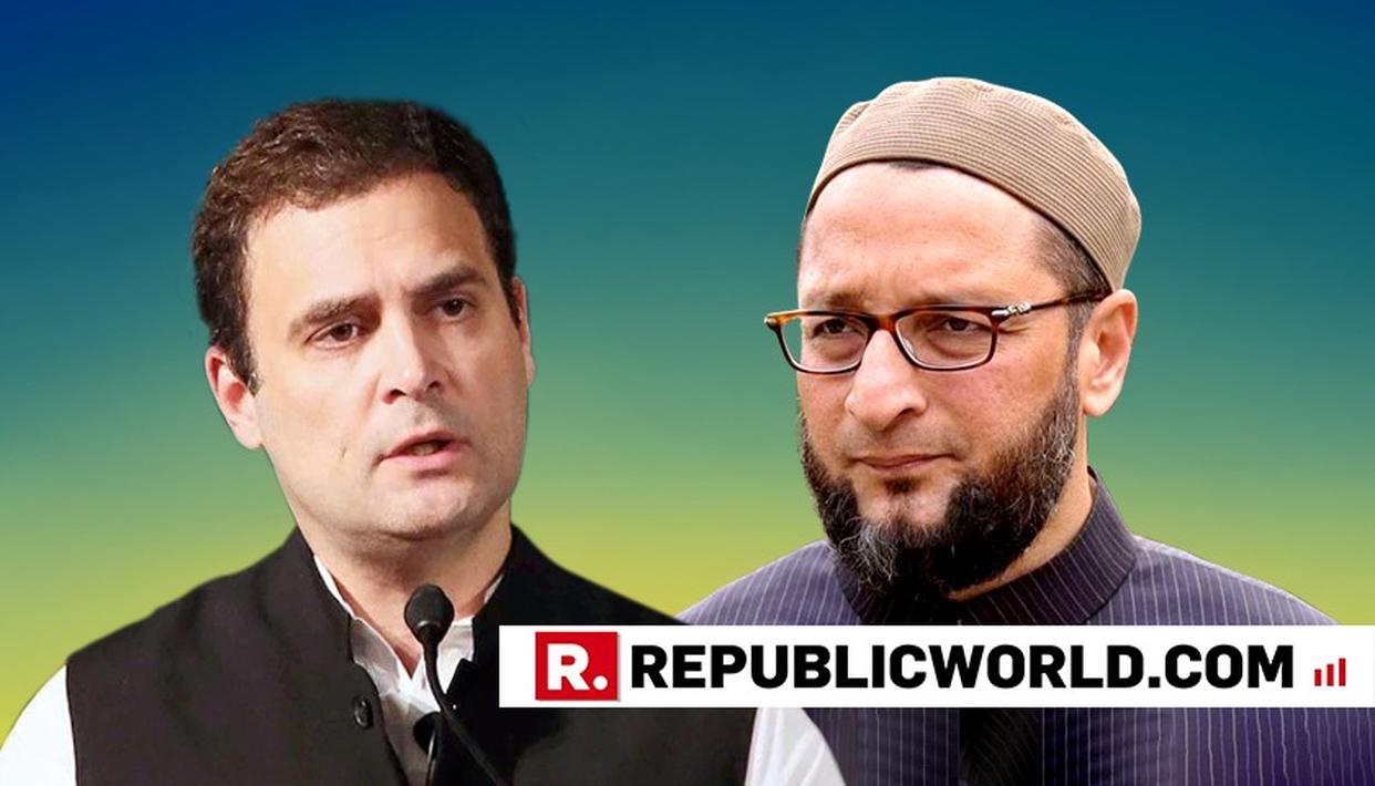 LISTEN: OWAISI'S PHONE RECORDING OF CONG'S Rs 25 LAKH OFFER TO CANCEL RALLY