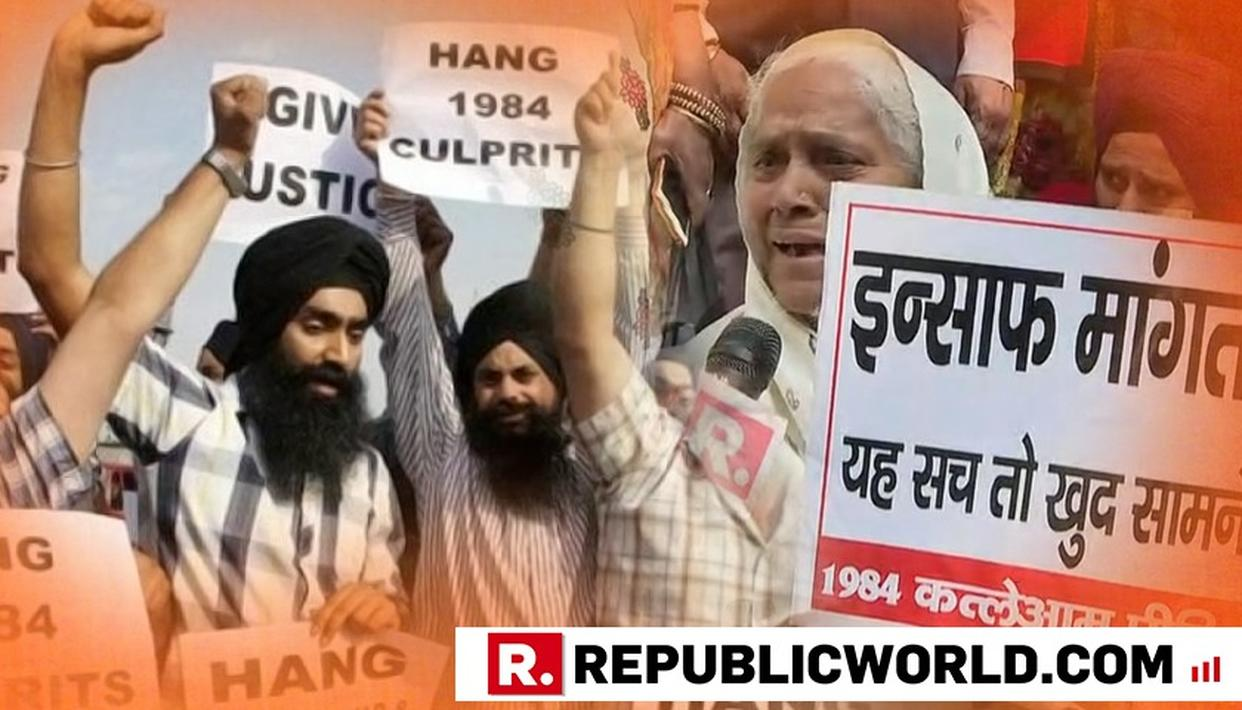 DELHI COURT AWARDS DEATH TO PENALTY TO YASHPAL SINGH IN 1984 ANTI-SIKH RIOTS CASE