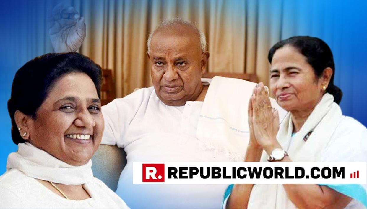EXCLUSIVE: HD DEVE GOWDA CONFIRMS AN UNITED FRONT FOR 2019