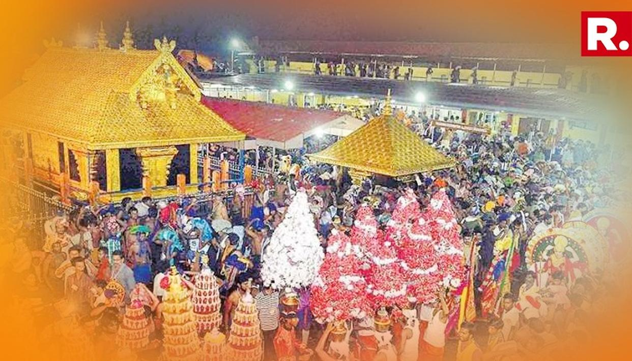 SABARIMALA BAN EXISTED EVEN 200 YEARS AGO: BRITISH ERA SURVEY