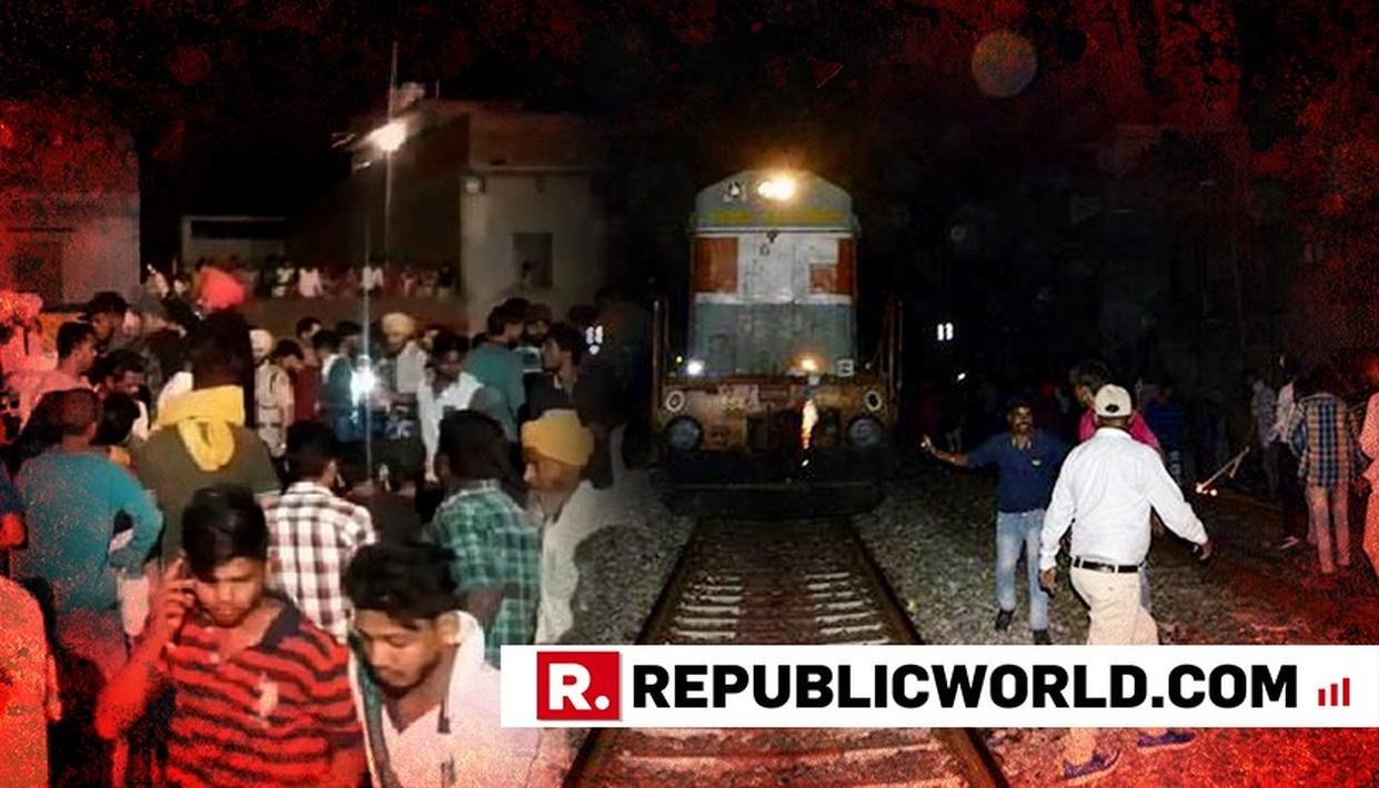 SHOCKING: VICTIMS BLAMED FOR AMRITSAR TRAIN DISASTER