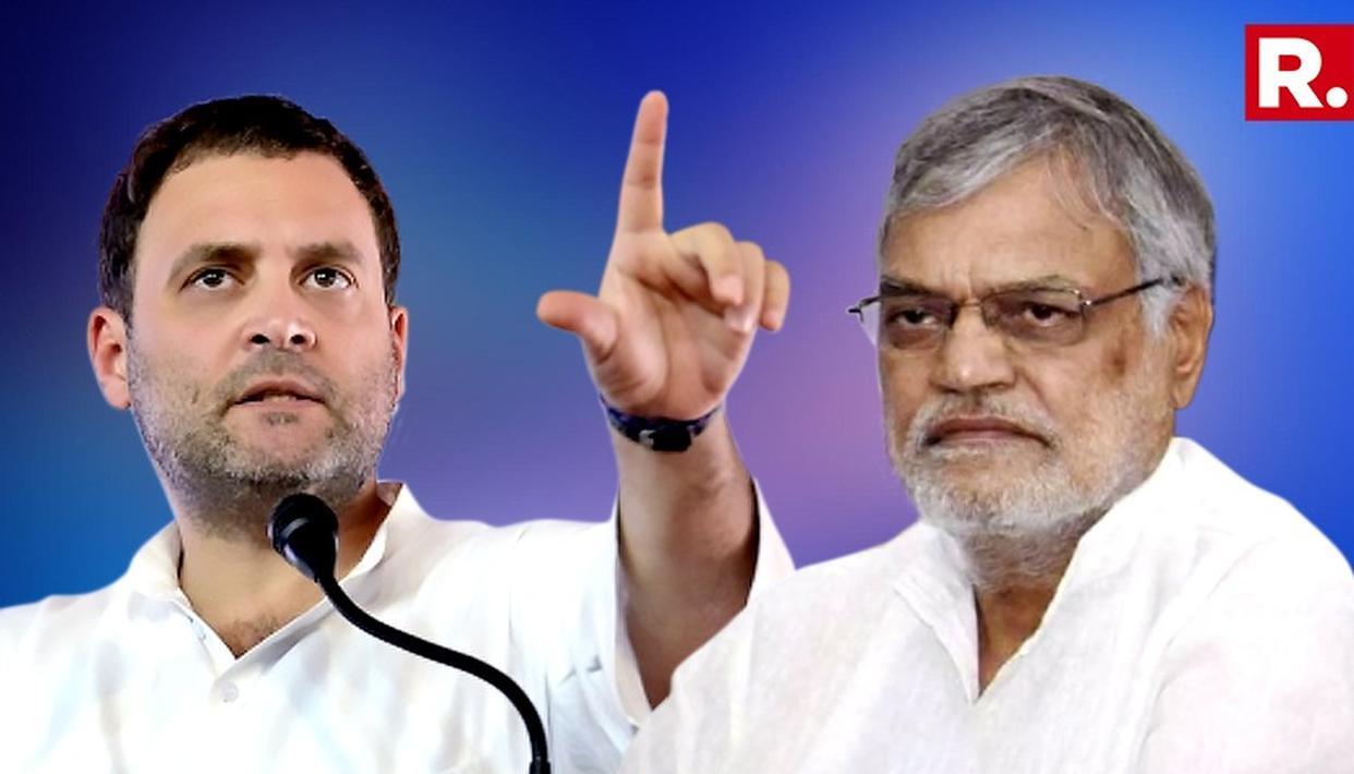 सी पी जोशी के विवादित बयान से राहुल गांधी ने किया किनारा, कहा- 'ये पार्टी के आदर्शों के विपरीत है'