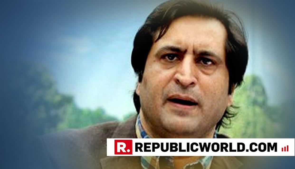 GRAND PDP-NC-CONG ALLIANCE WAS TO KEEP ME OUT OF POWER: SAJAD LONE