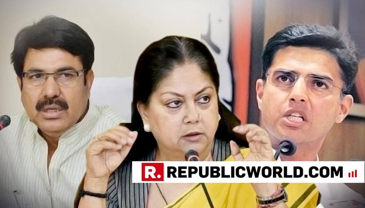RAJASTHAN BJP MINISTER EXPRESSES DISCONTENT OVER ELECTION TICKET
