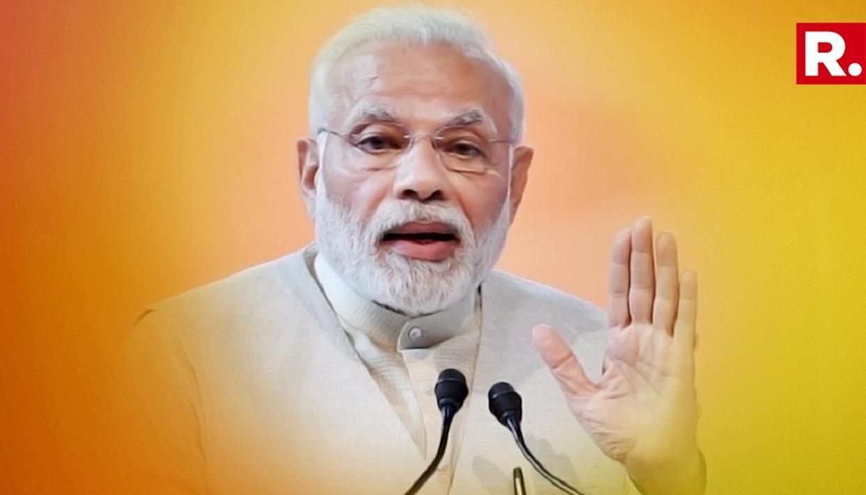 'संविधान तैयार करने की असाधारण गति रिकॉर्ड समय में दायित्व पूरे करने की प्रेरणा देती है': PM मोदी