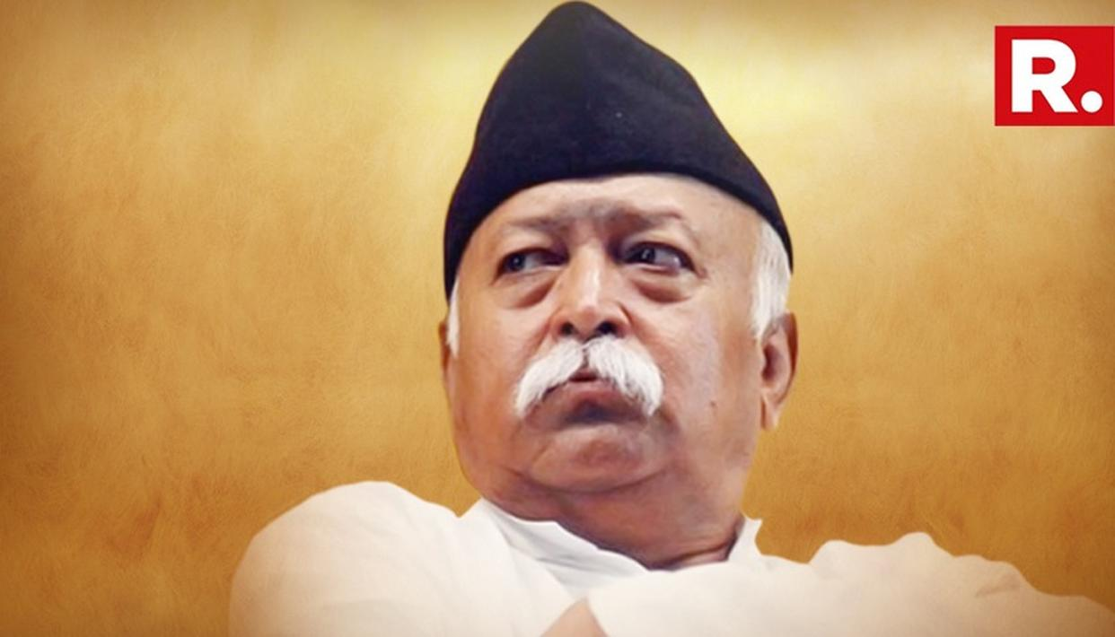 JUSTICE DELAYED IS JUSTICE DENIED: RSS CHIEF MOHAN BHAGWAT ON RAM MANDIR