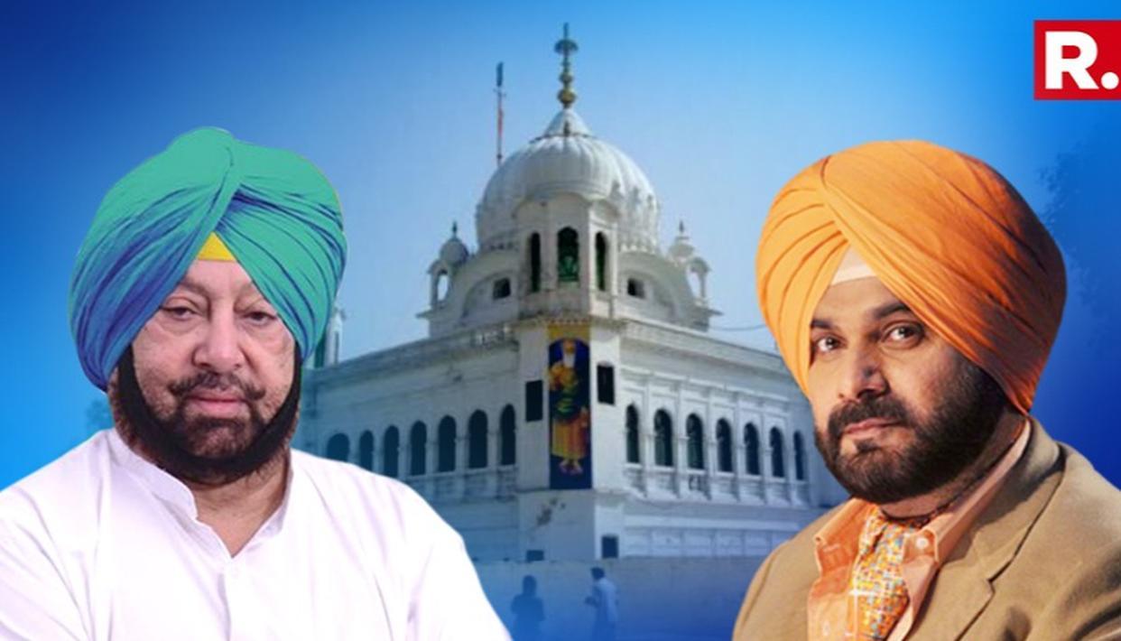 करतारपुर कॉरिडोर : नवजोत सिंह सिद्धू के पाकिस्तान जाने पर सीएम अमरिंदर ने कहा - यह उसकी इच्छा है, मैं कुछ भी नहीं कह सकता
