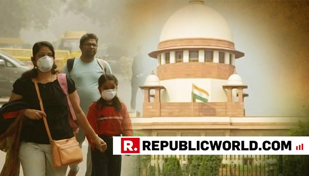 THE SUPREME COURT FOR PROSECUTION OF GOVERNMENT OFFICIALS FOR NOT ACTING ON DELHI'S AIR POLLUTION