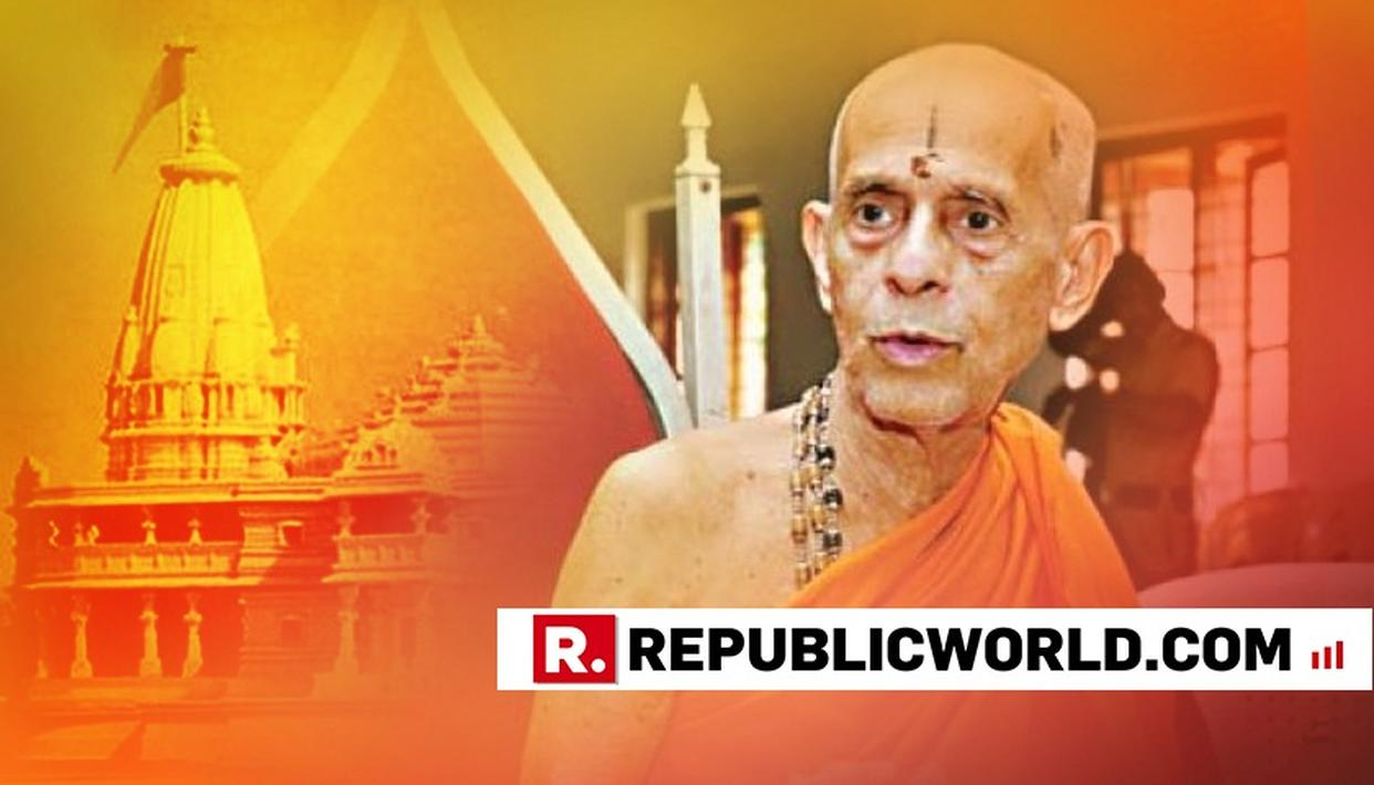 PEJAWAR SEER CALLS FOR BJP MPS RESIGNATION IF 'RAM MANDIR IS NOT CONSTRUCTED'