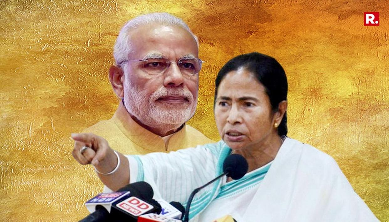 MAMATA BANERJEE SAYS 'BJP DOES NOT WORSHIP RAM, IT WORSHIPS RAVAN'