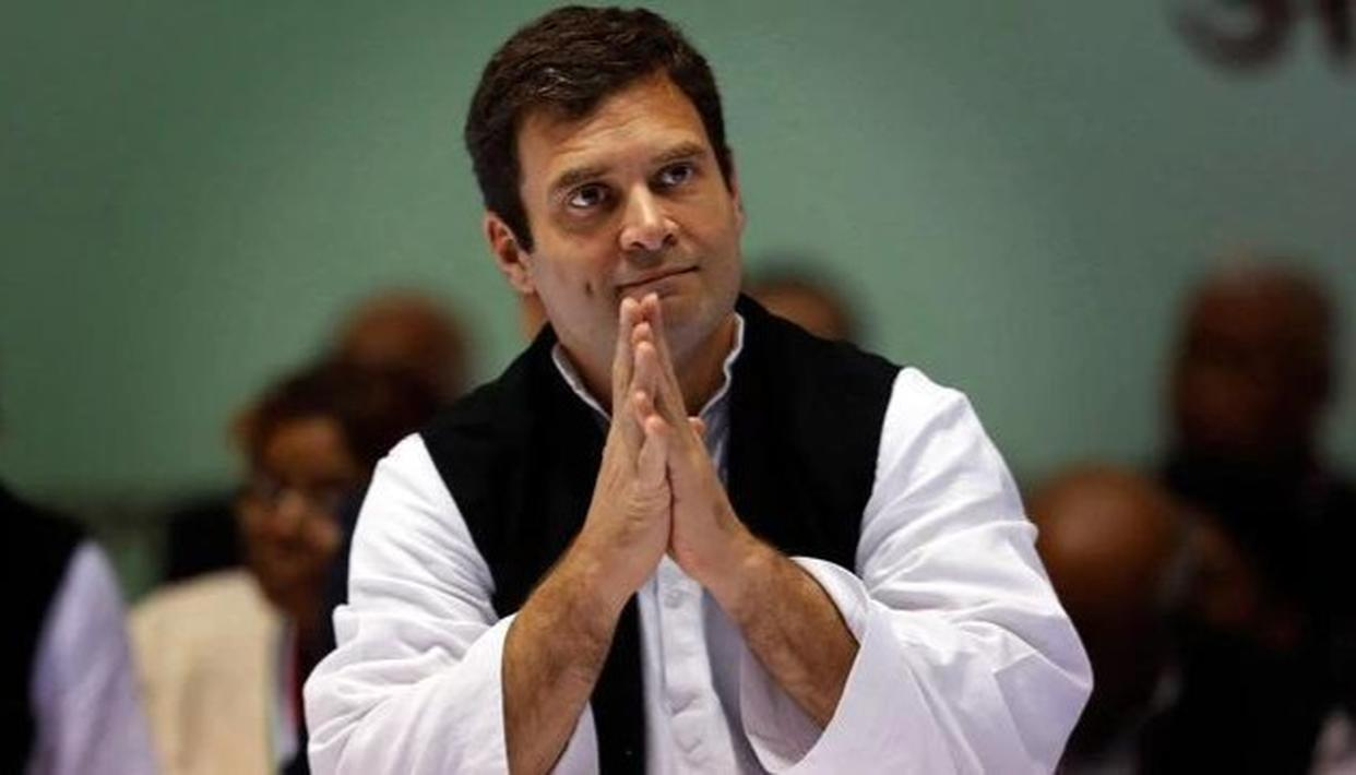 मध्यप्रदेश के लोगों के नाम राहुल गांधी का खुला खत: 'आगे बढ़ाओ कदम, अच्छी सरकार देंगे हम'