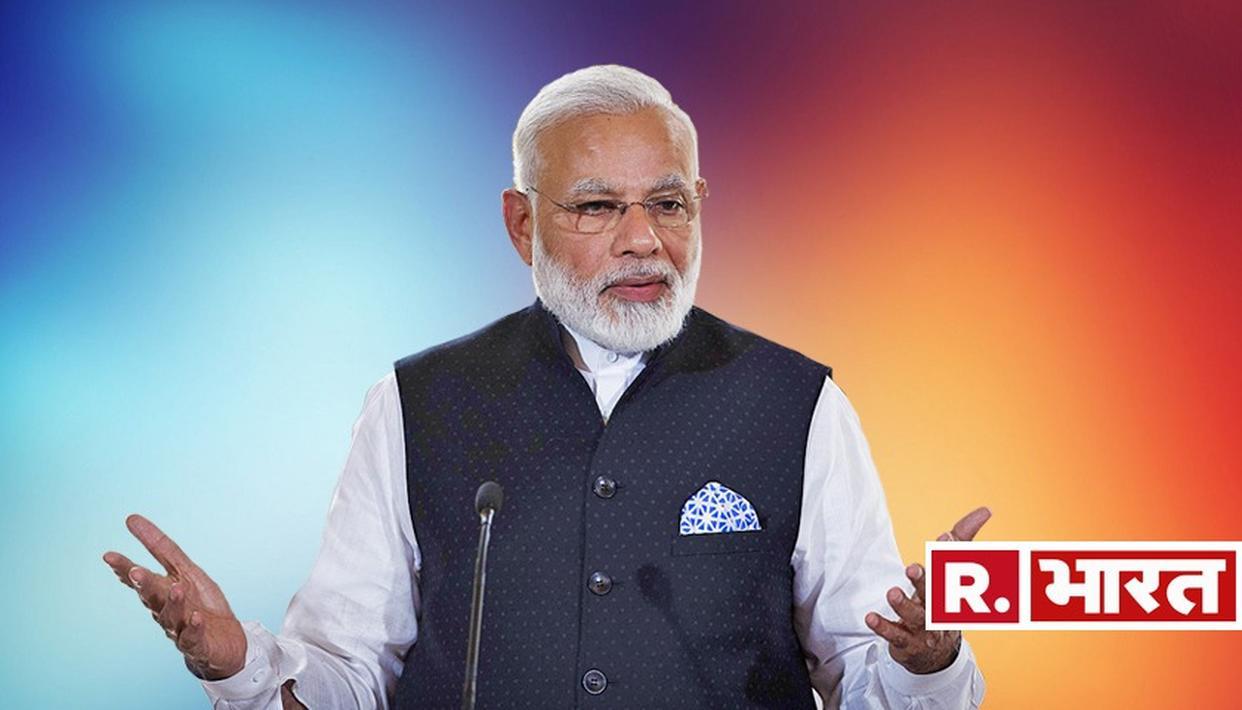 कांग्रेस पर बरसे PM मोदी, कहा- 'मैं सोने की चम्मच लेकर पैदा नहीं हुआ'