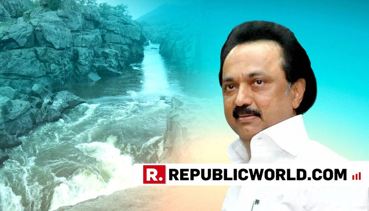 CAUVERY ROW IS BACK,OPPOSITION PARTY LEADER MK STALIN CALLS FOR ALL PARTY MEETING