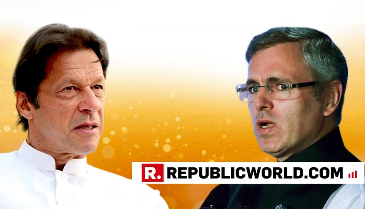 OMAR ABDULLAH FINDS PAK PM IMRAN KHAN'S TAKE ON INDIA-PAKISTAN RELATIONS  'SIMPLISTIC'