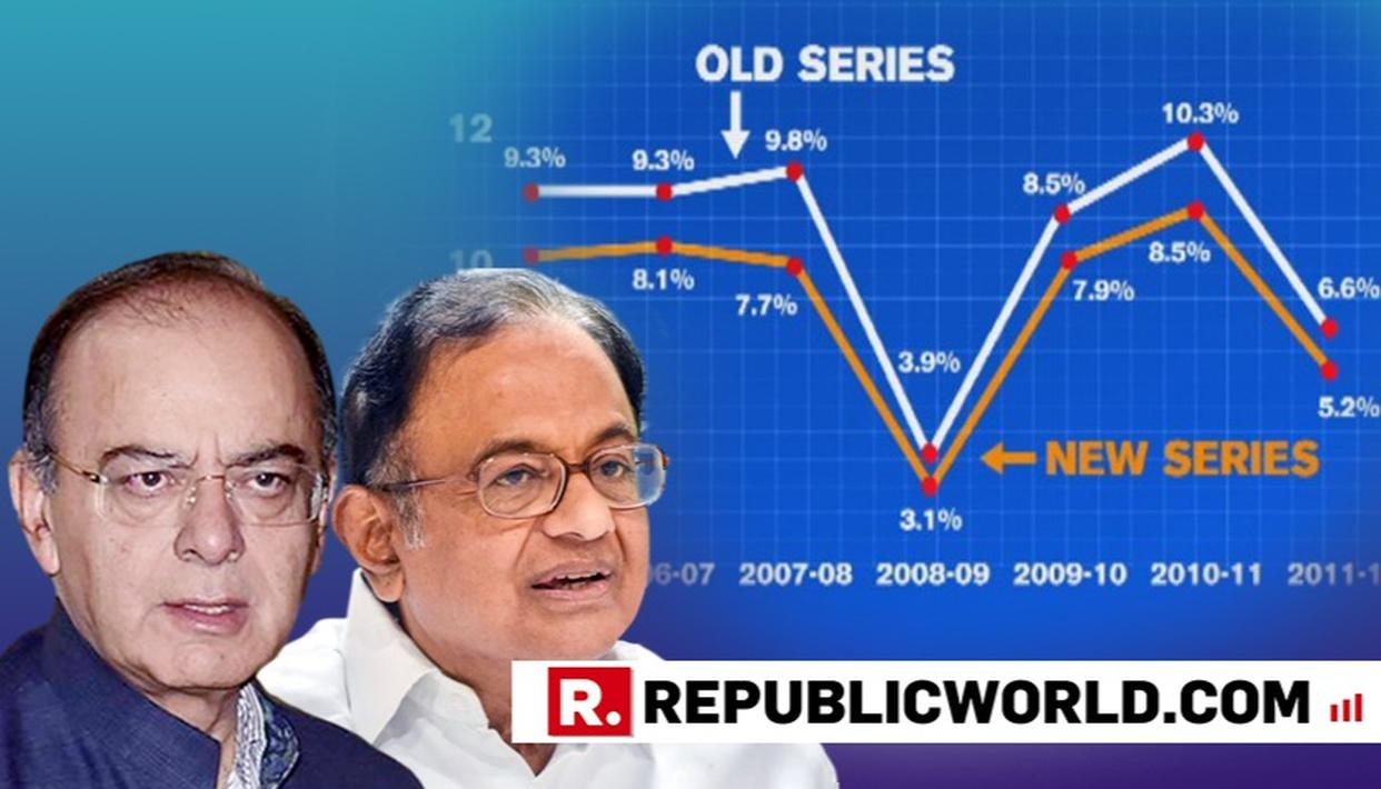WHAT'S THE '#RealGDP'?
