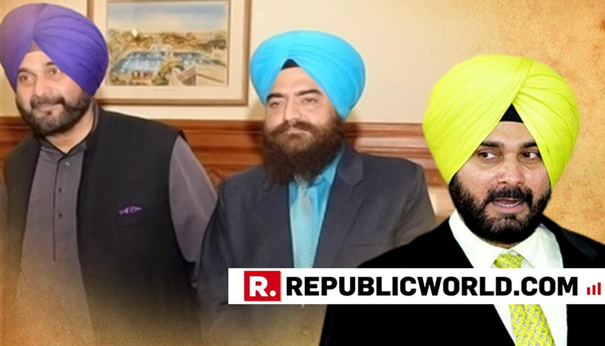 SIDHU RESPONDS ON HIS PICTURE WITH CHAWLA