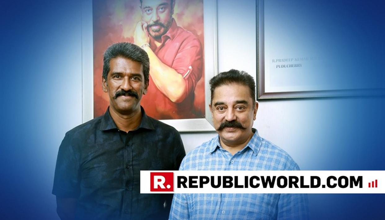 KAMAL HAASAN APPOINTS DR R MAHENDRAN AS VP OF MNM