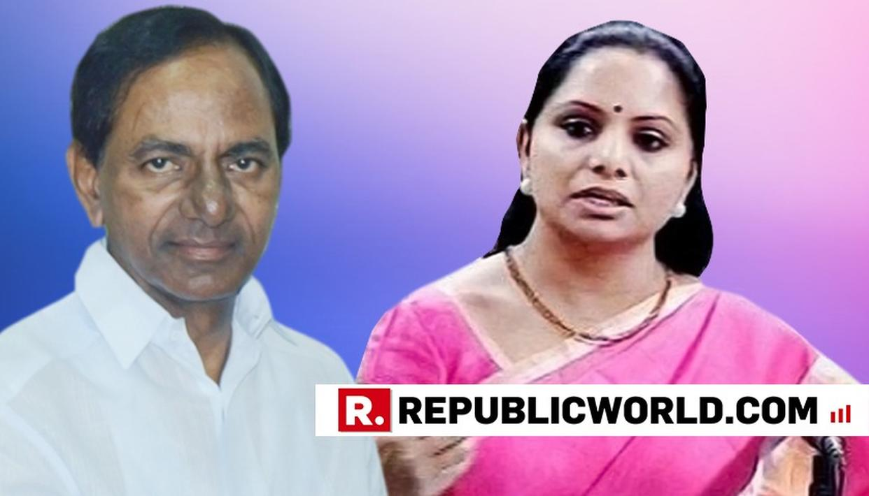 STOPPING GROWTH OF REGIONAL PARTIES NOT GOOD FOR COOPERATIVE FEDERALISM: K KAVITHA